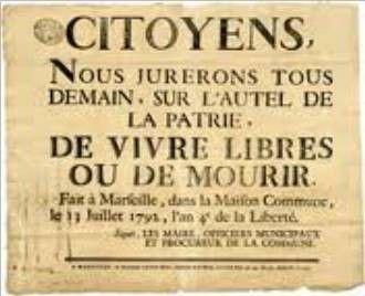 """Li Rouge dóu Miejour"" de Fèlis Gras"